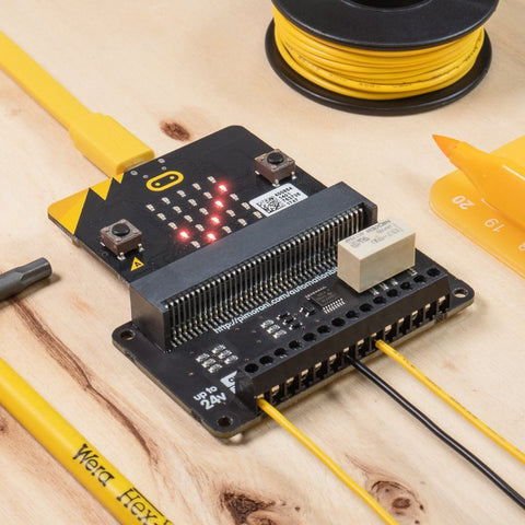 Pimoroni automation:bit for the BBC micro:bit