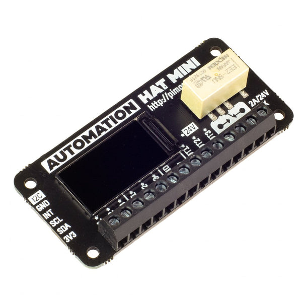 Pimoroni Automation HAT Mini