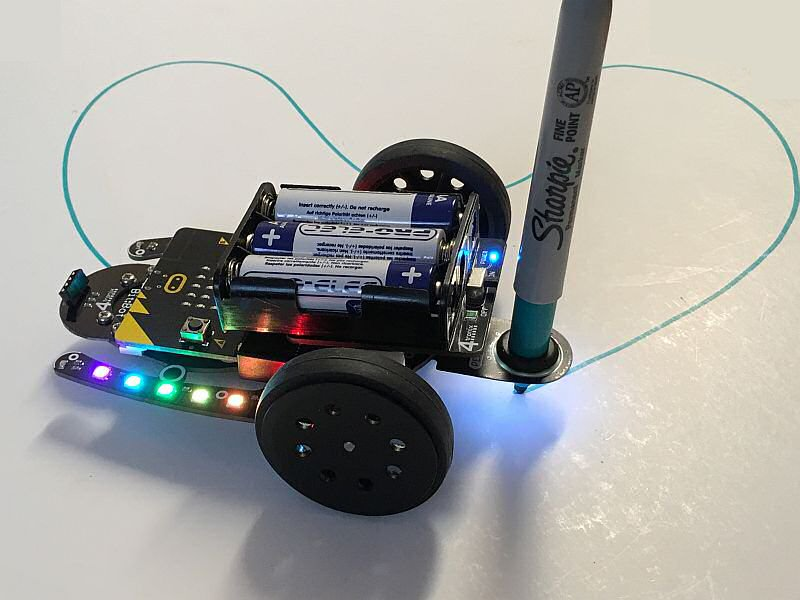 4Tronix Bit:Bot Pen Holder