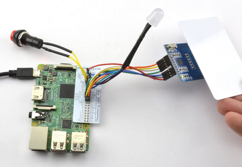 MonkMakes Clever Card Kit for Raspberry Pi