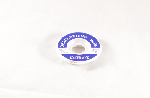 Desoldering Braid (2.5MM X1.5M)