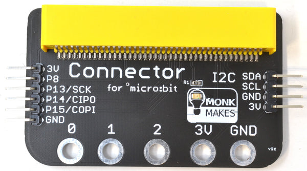 MonkMakes Connector for micro:bit