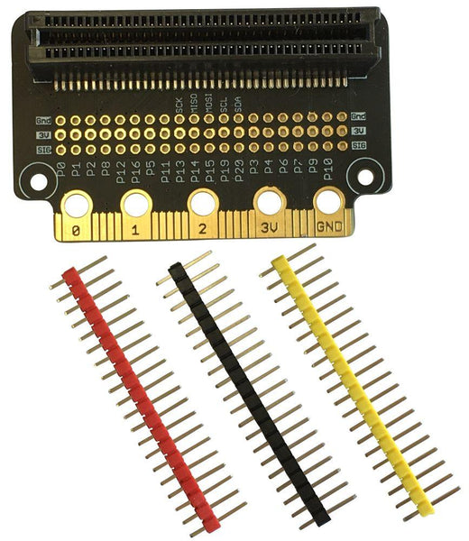 4Tronix Bit:Zero Breakout for BBC Micro:Bit (BitZero for MicroBit)