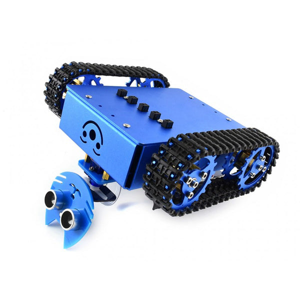 Waveshare KitiBot Tracked Robot Building Kit for micro:bit