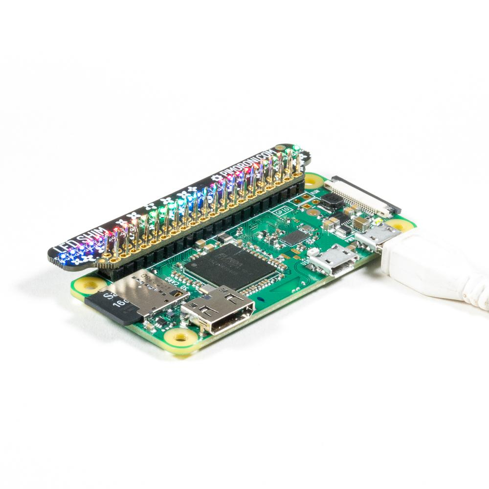 Pimoroni LED Shim for Raspberry Pi