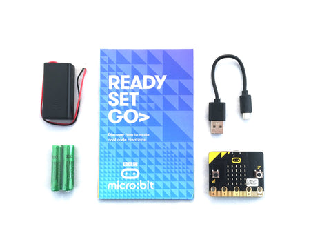 micro:bit Essentials Kit/micro:bit Go Kit