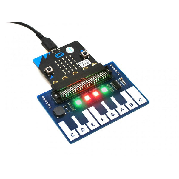 Waveshare Mini Piano Module for the BBC micro:bit