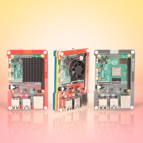Pimoroni Pibow Coupé 4