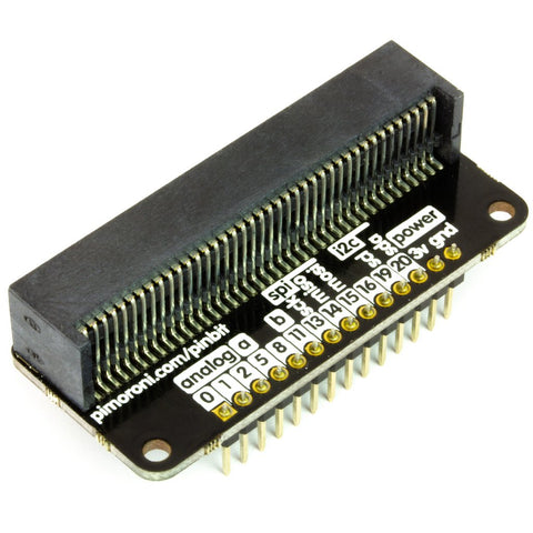 Pimoroni pin:bit for BBC micro:bit