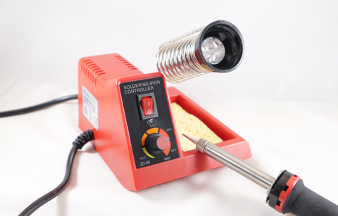 DOSS 48W Adjustable Temperature Hobbyist Soldering Station