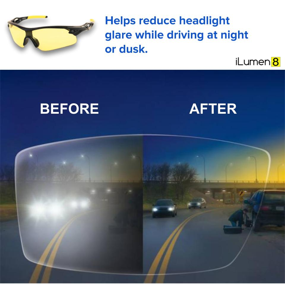 e157baf82f Night Driving Glasses - shopiLumen8