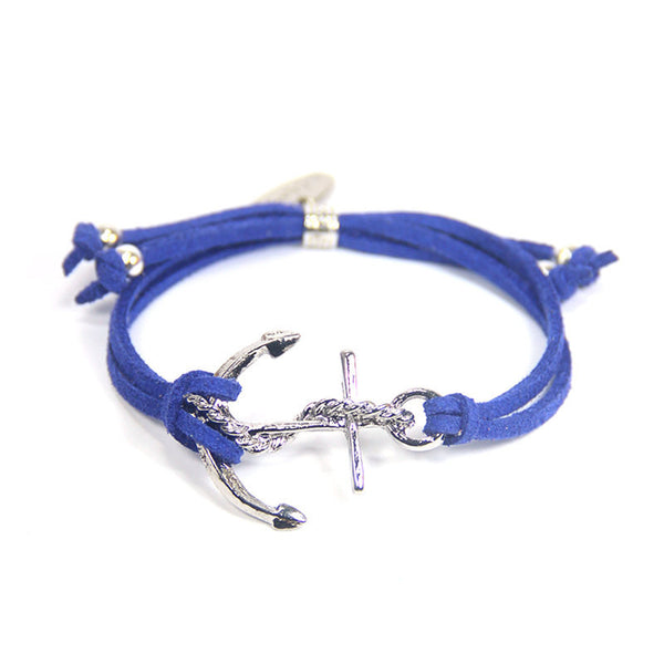 Believe in yourself Anchor bracelet