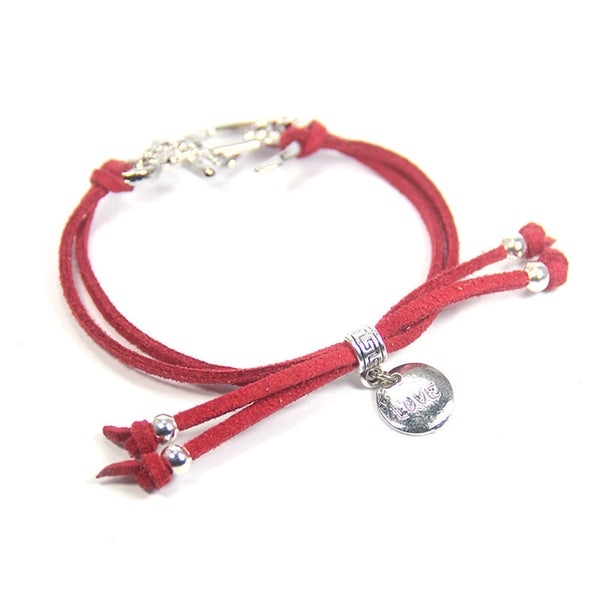 You are my anchor- love anchor bracelet
