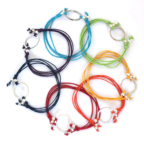Satori Karma Bracelet Rainbow Set of 7