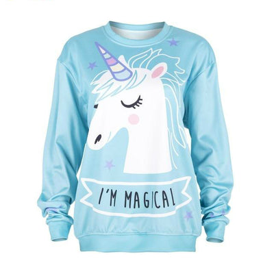 """I'm Magical"" Unicorn Sweatshirt - Well Pick Review"