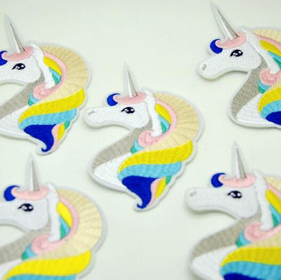 Unicorn Patch DIY Craft
