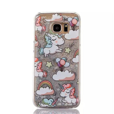 Cute Unicorn Dynamic Glitter Phone Case - Well Pick Review