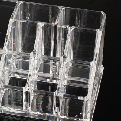 New Portable Transparent Acrylic Cosmetic Organizer