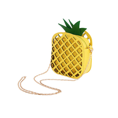 Lovely Pineapple Chain Bag