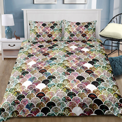 Delicate Mermaid Scales Bedding Set - Well Pick Review