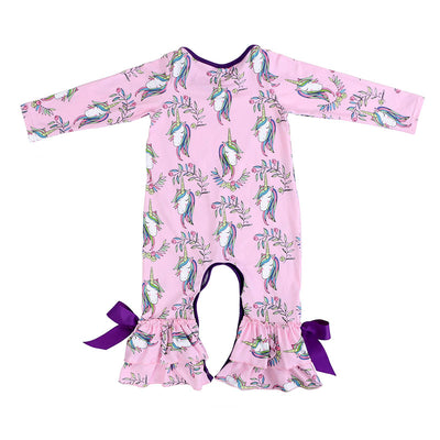 Baby Unicorn Printing Jumsuit - Well Pick Review