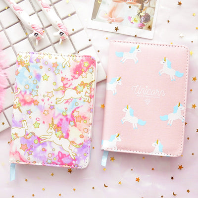 Cute Unicorn Planner Notebook - Well Pick Review