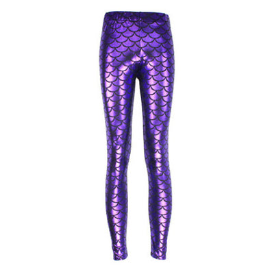 12 Colors Mermaid Sexy Legging Pants - Well Pick Review