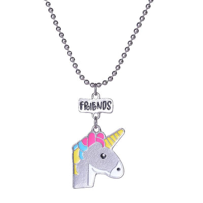 "Unicorn ""Best Friend"" Necklaces"