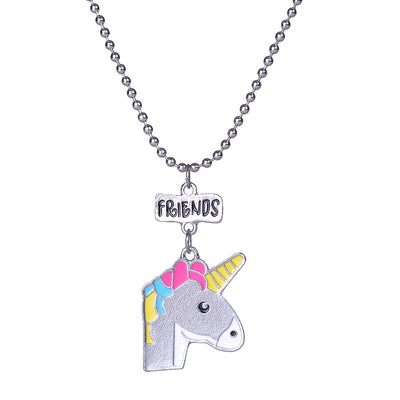 "Free - Unicorn ""Best Friend"" Necklaces"
