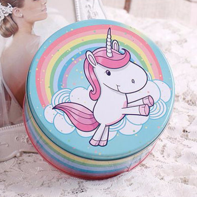 2pcs Colorful Unicorn Round Gift Box - Well Pick Review