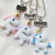 """Best Friends Forever"" Unicorn Necklace Set"
