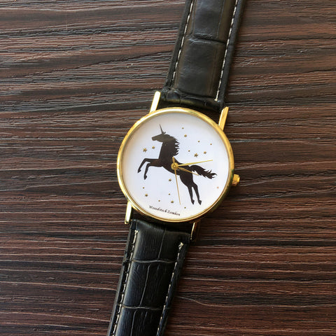 Extraordinary Sparkling Unicorn Watch