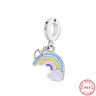 Rainbow of Love Charm