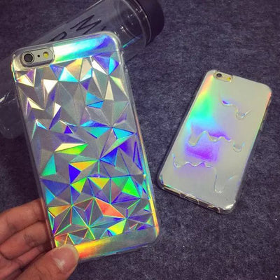 2 Styles Hologram Laser Phone Case - Well Pick Review