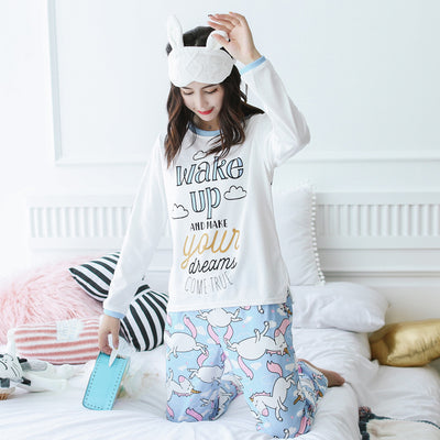 Comfy Unicorn Cotton Sleepwear Set - Well Pick Review