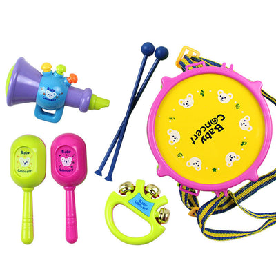 5pcs Fun Baby Band Instruments Toys Gift Set - Well Pick Review