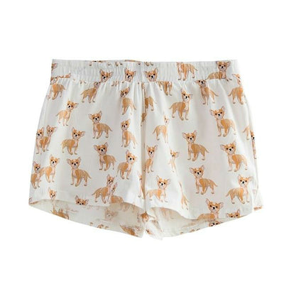 Corgi  Multi-Dog Print Shorts - Well Pick Review