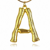 A-Z Letter Alphabet Pendant Necklace - Well Pick Review