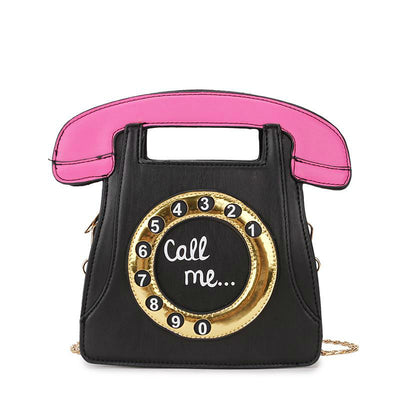 Funny Phone Fashion Shoulder Bag