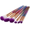6pcs Rainbow Makeup Brush Set - Well Pick Review