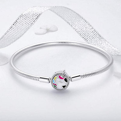 Colorful Enamel Unicorn Bracelet - Well Pick Review