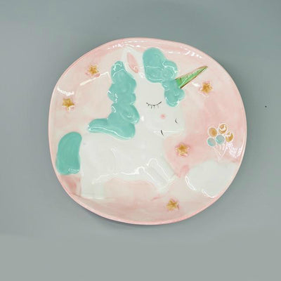 Unicorn Ceramic Dinnerware Set