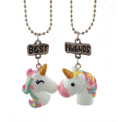 Best Friends Unicorn Necklace Set - Well Pick Review