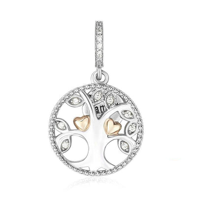 Family The Tree Of Life Silver Charm - Well Pick Review