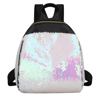 Cute Sparkling Sequins Backpack - Well Pick Review