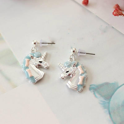 Delicate Unicorn Earrings - Well Pick Review
