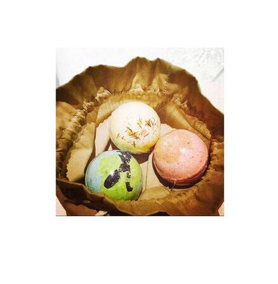 Handmade Natural Fizzy Bath Bomb Ball
