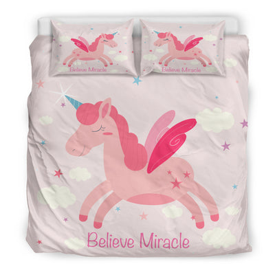 Believe Miracle Bedding Set - Well Pick Review