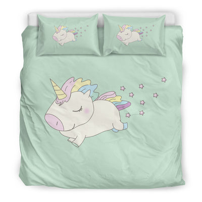 Chubby Unicorn Bedding Set - Well Pick Review