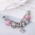 Cute Unicorn Beads Bracelet